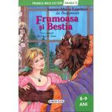 Frumoasa si bestia - Primele mele lecturi - Nivelul 2, editura Girasol