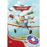 Disney - Avioane + CD audio (lectura: Claudiu Maier), editura Litera