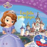 Sofia Intai - Lectiile printesei (Carte + CD), editura Litera