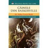 Cainele din Baskerville - Sir Arthur Conan Doyle, editura Litera