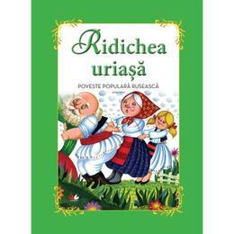Ridichea uriasa (Carte gigant), editura Litera
