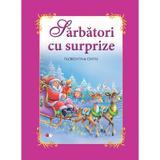 Sarbatori cu surprize (Carte gigant) - Florentina Chifu, editura Litera