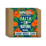 Sapun solid cu portocale Faith in Nature 100 g