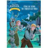 Povesti si jocuri din Regatul de gheata - Cine se teme de trolii cei mici?, editura Litera
