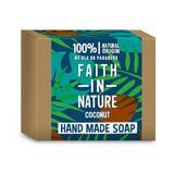 Sapun solid cu cocos Faith in Nature 100 g
