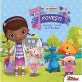 Disney doctorita Plusica - 7 Povesti pentru toata saptamana, editura Litera