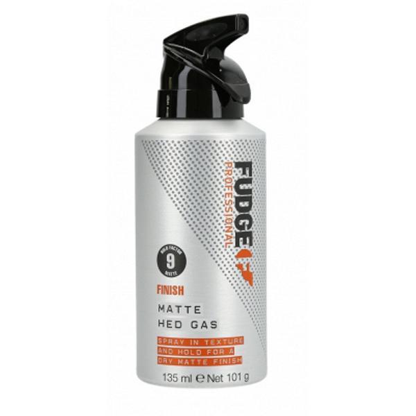 Spray Modelator pentru Par - Fudge Matte Hed Gas, 100 g