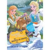 Disney Regatul de Gheata - Un pui de ren simpatic - Povesti si jocuri, editura Litera