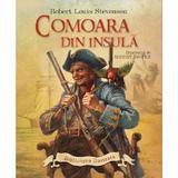 Comoara din insula - R.l. Stevenson, Robert Ingpen, editura Litera
