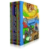 Set Tom si Jerry (8 Volume), editura Litera