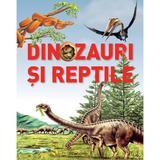 Dinozauri si reptile - Anne McRae, Marco Nardi, editura Kreativ