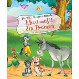 Muzicantii din Bremen si alte istorioare, editura Kreativ