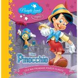 Disney - Pinocchio - Noapte buna, copii!, editura Litera