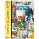 Misteriosul hot de branza - Geronimo Stilton, editura Rao