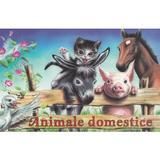Animale domestice (pliant), editura Aquila