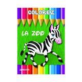 Colorez: La Zoo, editura Dorinta