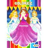 Colorez: Printese, editura Dorinta