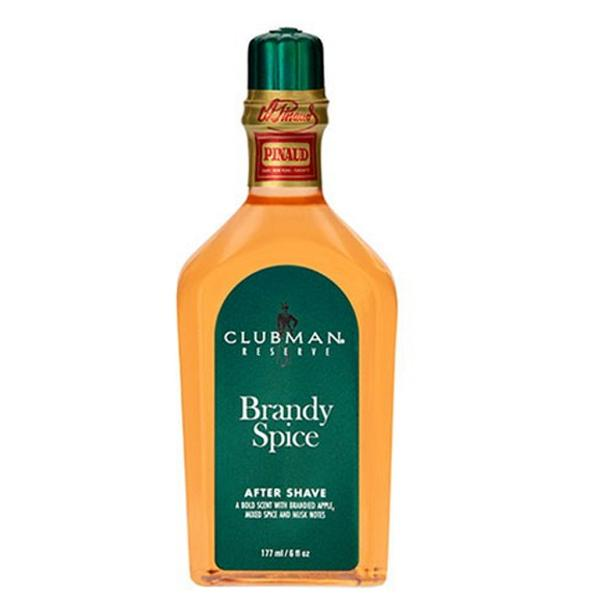 Lotiune dupa Barbierit - Clubman Pinaud Reserve Brandy Spice After Shave, 177 ml poza