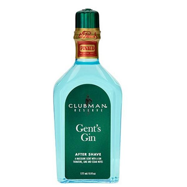 Lotiune dupa Barbierit - Clubman Pinaud Reserve Gent's Gin After Shave, 177 ml poza