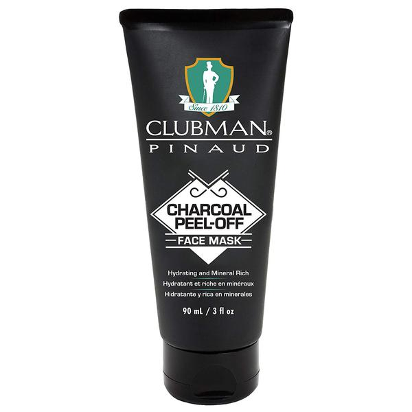 Masca de Fata - Clubman Pinaud Charcoal Peel-Off Face Mask, 90 ml