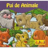 Pui de animale, editura Gama