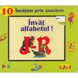 Invat alfabetul: J-R - Invatam prin asociere, editura Gama