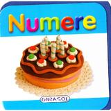 Carticele - Numere, editura Girasol