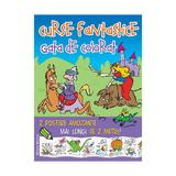 Curse fantastice gata de colorat - Animale, editura Nomina