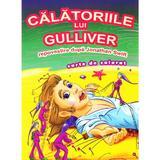 Calatoriile lui Gulliver dupa Jonathan Swift - Carte de colorat, editura Omnibooks Unlimited