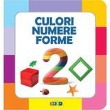 Culori. Numere. Forme, editura Prut