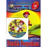 Danila Prepeleac - Superjocuri, Povesti - Cd Interactiv, editura Badea & Professional Consulting