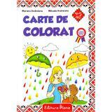 Carte de colorat - Mariana Andreianu, Mihaela Andreianu, editura Diana