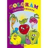 Coloram legume fructe, editura Eduard