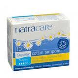 Tampoane Super Natracare, 10 buc