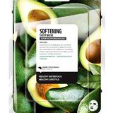 Masca Faciala Coreeana Nutritiva Tip Servetel cu Avocado Farm Skin, 1 buc
