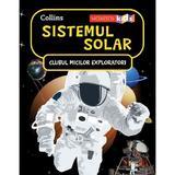 Clubul micilor exploratori. Sistemul solar, editura Niculescu