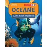 Clubul micilor exploratori. Oceane, editura Niculescu