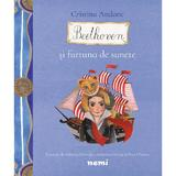 Beethoven si furtuna de sunete - Cristina Andone, editura Nemira