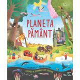 Planeta Pamant - Megan Cullis, Matthew Oldham, editura Univers Enciclopedic