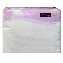 Prosop Unica Folosinta Manichiura/ Pedichiura Airlaid 40 x 48 cm - Airclean Towels Airlaid Natural Textile 40 x 48 cm