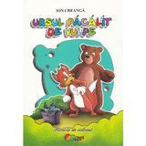 Ursul pacalit de vulpe. Poveste de colorat Ed. 2017 - Ion Creanga, editura Roxel Cart