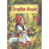 Scufita Rosie - Fratii Grimm, editura Roxel Cart