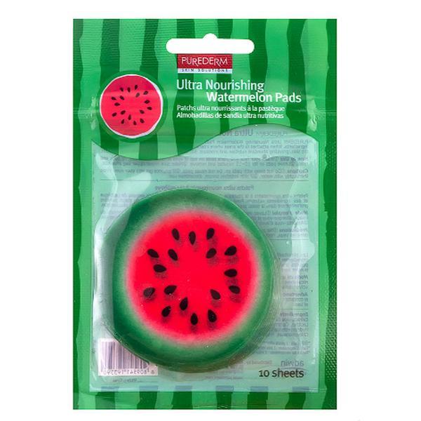 Discuri Anticearcane Hidratante cu Pepene Rosu Camco, 10 buc imagine produs