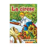 La cirese - Carte de colorat, editura Roxel Cart