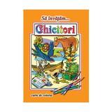 Sa invatam... Ghicitori - Carte de colorat, editura Roxel Cart