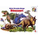 Dinozauri - Silvia Ursache-Brega, editura Silvius Libris