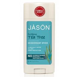 Deodorant Stick Antibacterian cu Tea Tree Jason, 71g