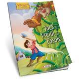 Povesti clasice de colorat - Jack si vrejul de fasole, editura Unicart