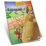 Povesti clasice de colorat - Rapunzel , editura Unicart