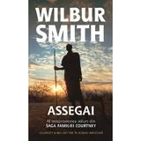 Assegai - Wilbur Smith, editura Rao